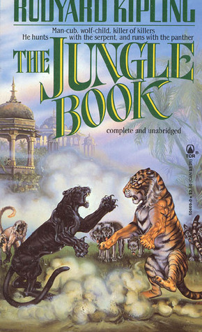 Jungle Book («Книга джунглей») Редьярда Киплинга