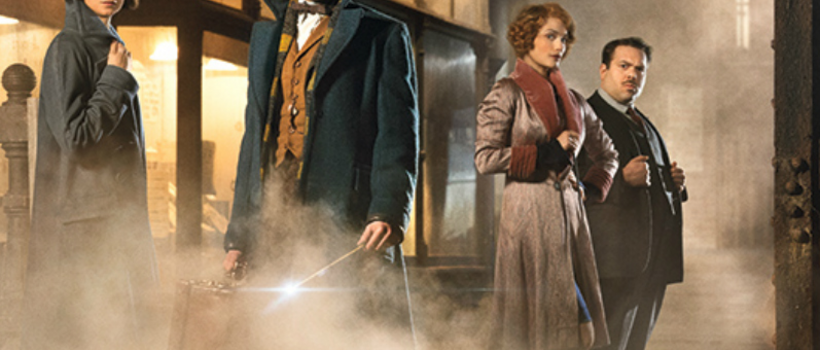 «Fantastic Beasts and Where to Find Them» увидим в ноябре 2016 года!