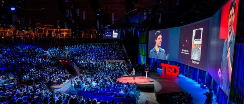 Видеоурок «English through TED video»